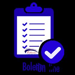 ENTREGA DE BOLETIM – 1ª ETAPA – 2017