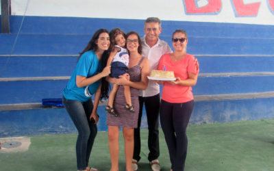 Aniversário – Nildo Teixeira
